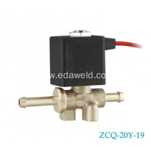 Arc Welding Machines Tube Solenoid Valve